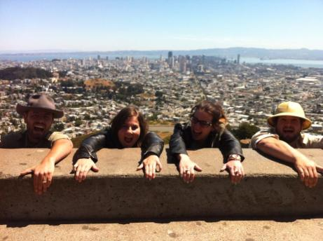 San Francisco- over the edge