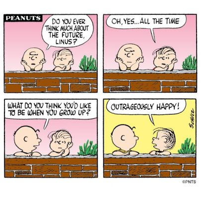 peanuts happy